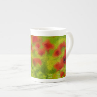 Summer Feelings - wonderful poppy flowers III Tea Cup