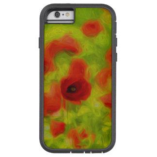 Summer Feelings - wonderful poppy flowers III Tough Xtreme iPhone 6 Case
