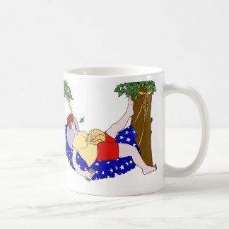 Summer Fling Classic White Coffee Mug