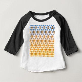 Summer Flower Field Pattern Baby T-Shirt