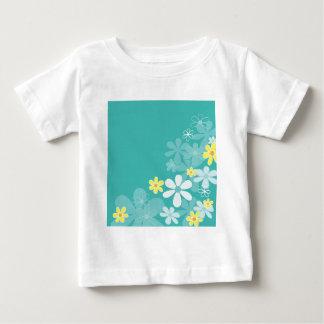 Summer  flowers baby T-Shirt
