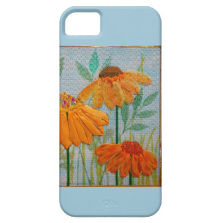 Summer Flowers by Barbara Elmore iPhone 5 Cover