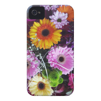 Summer flowers iPhone 4 cases