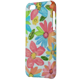 Summer Flowers IPhone Case Case For iPhone 5C