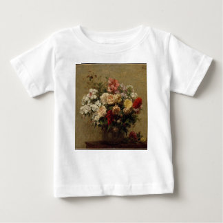Summer Flowers - realism Baby T-Shirt