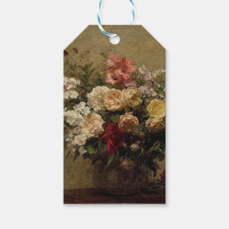 Summer Flowers - realism Gift Tags