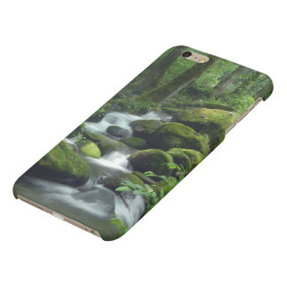 Summer Forest Brook Matte iPhone 6 Plus Case