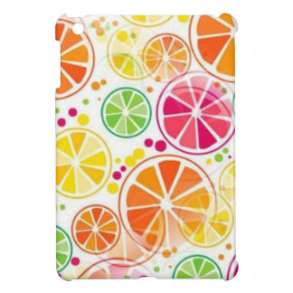 Summer Fruit Colors - iPad Mini Case