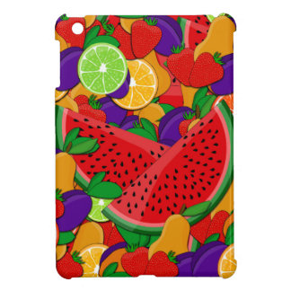 Summer fruits case for the iPad mini