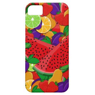 Summer fruits iPhone 5 case