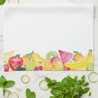 Summer Fruits Kitchen Towel