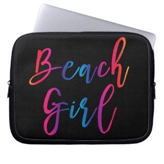 Summer Fun Beach Theme Computer Sleeves
