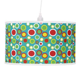 Summer Fun Bubble Dots Pendant Lamp
