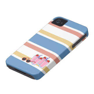 Summer Fun custom Blackberry Bold case