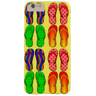 Summer Fun, Flip Flops Barely There iPhone 6 Plus Case