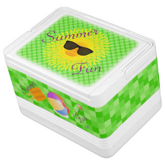 Summer Fun in the Sun Igloo 12 Can Cooler