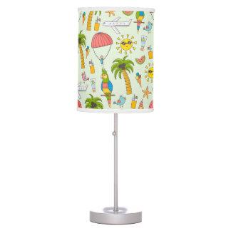 Summer Fun Lamp