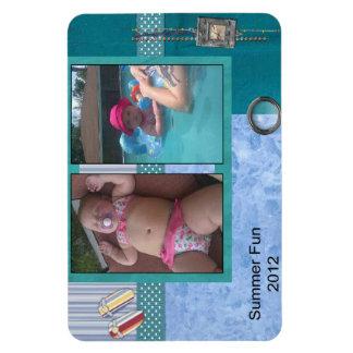 Summer Fun Magnet