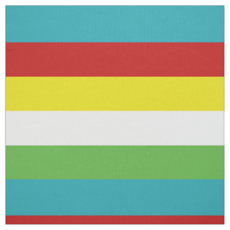 Summer Fun Palette Stripes Fabric