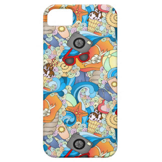 Summer Fun Pattern iPhone 5 Covers