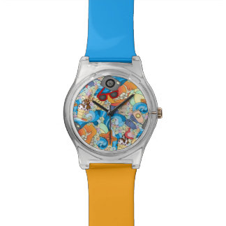 Summer Fun Pattern Watch