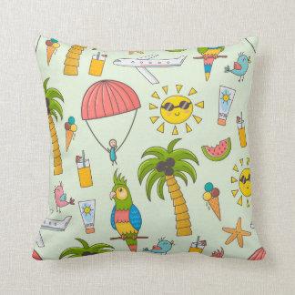 Summer Fun Pillow