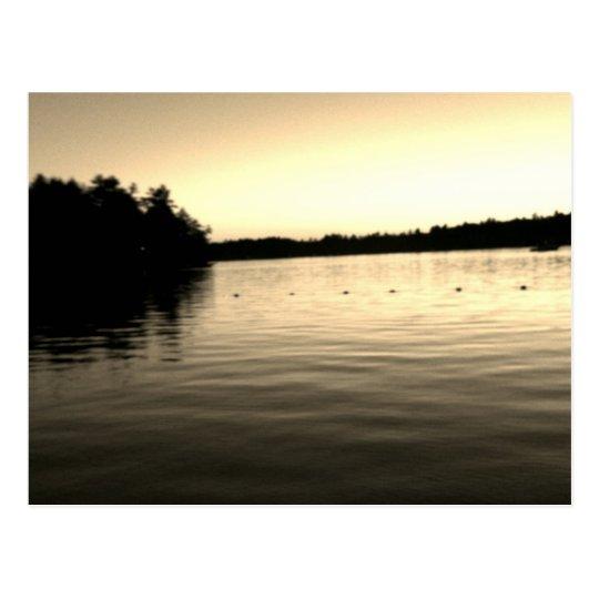 Summer Fun Sunset Card
