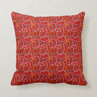 Summer Fun Tabletop Throw Pillow