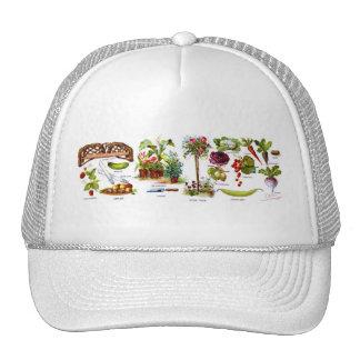 Summer Garden Botanicals Trucker Hat