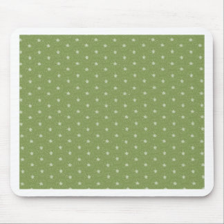 Summer Garden Floral Line Mouse Pads