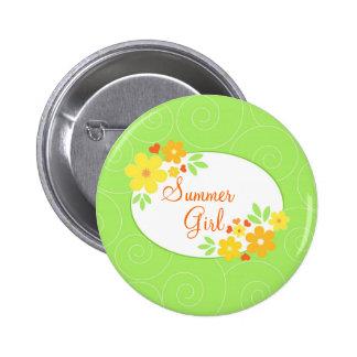 Summer Girl - Button