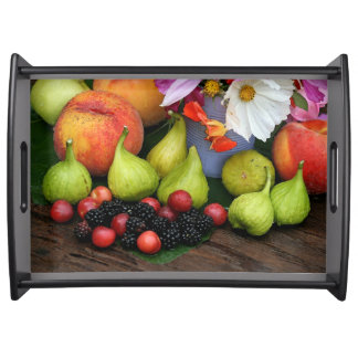 Summer Harvest Serving Tray