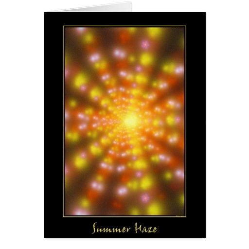 Summer Haze Cards