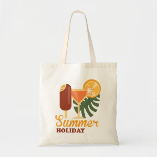 Summer Holiday Budget Beach Tote