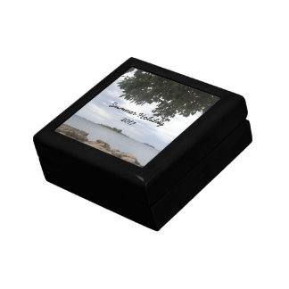 Summer Holiday Mediterranean Sea Photography Gift Box