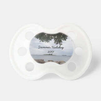 Summer Holiday Mediterranean Sea Photography Pacifier