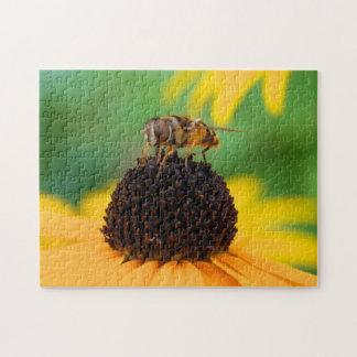 Summer Honeybee Puzzle