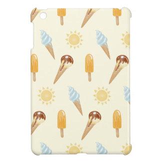 Summer ice cream iPad mini cover