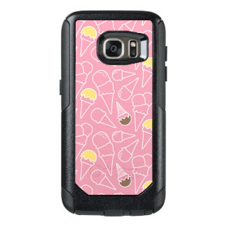 Summer Ice Cream Pattern OtterBox Samsung Galaxy S7 Case