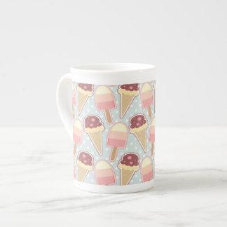 Summer Ice Creams Bone China Mug