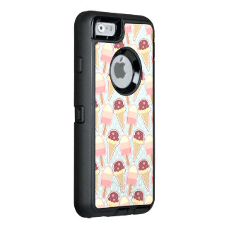 Summer Ice Creams OtterBox iPhone 6/6s Case