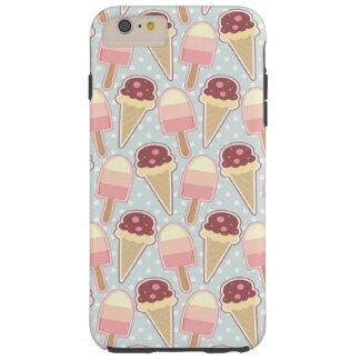 Summer Ice Creams Tough iPhone 6 Plus Case