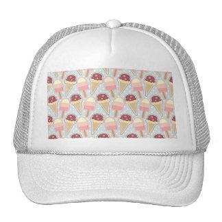 Summer Ice Creams Trucker Hat