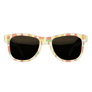 Summer Ice Lollies Collage Sunglasses