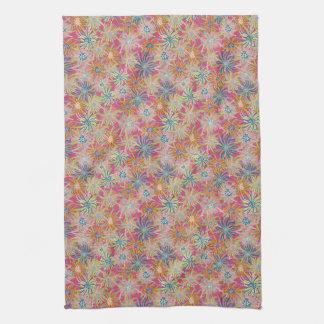 Summer Ice Plant-Rosie Botanical Kitchen Towel