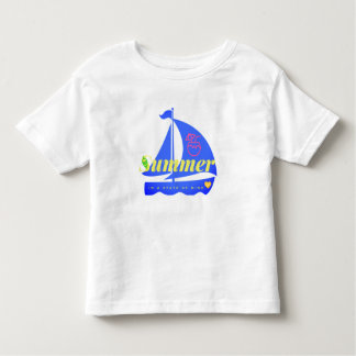 SUMMER IN A STATE OF MIND TODDLER T-SHIRT