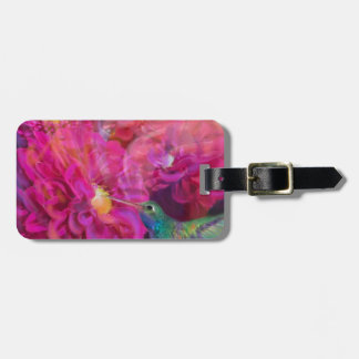 Summer in Full Bloom Luggage Tag