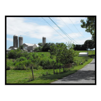 ~ Summer in Lancaster County ~ 79 Postcard