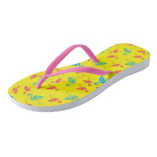Summer in Miami Flip Flops