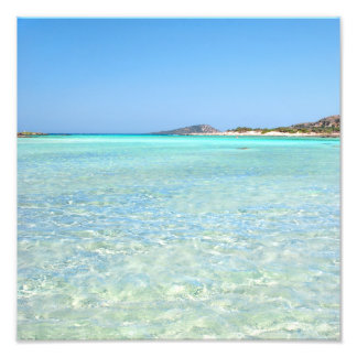 Summer in Paradise Photographic Print